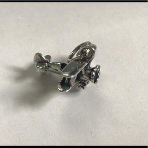 Jewelry - Super Cute Airplane Bracelet Charm